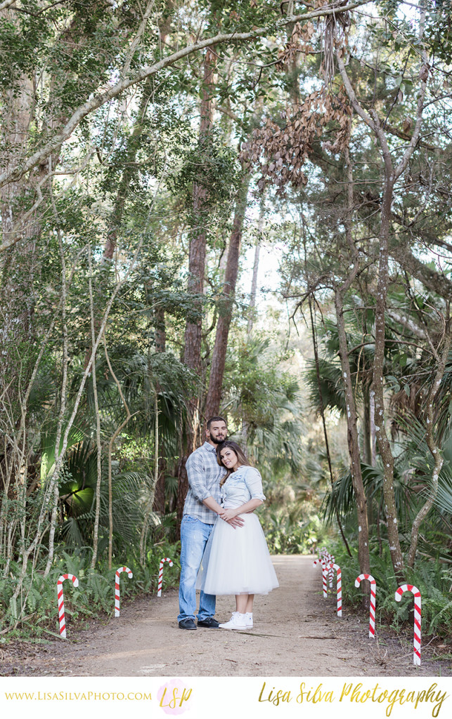 Autumn And Dale Engagement Session Palm Coast Ponte Vedra Beach Jacksonville And St